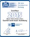 Ausbildung HK Zertifikat2015_web